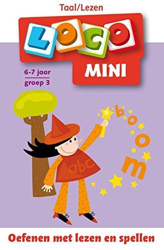 Loco 58878 Oefenen met Lezen en Spellen Mini (9%)