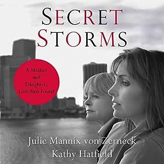 Secret Storms audiobook cover art