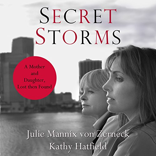 Secret Storms audiobook cover art