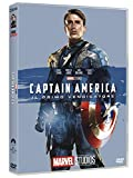 Captain America Il Primo Vendicatore 10° Anniversario Marvel Studios (DVD)