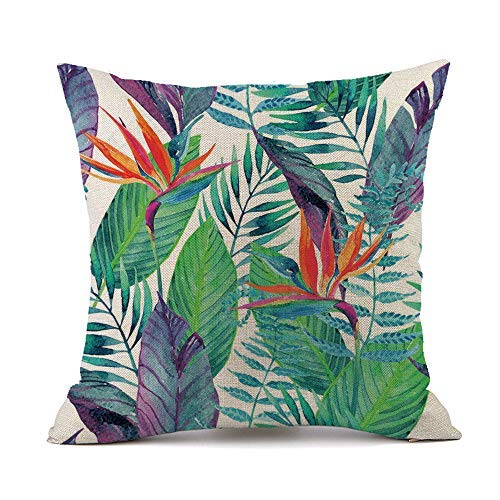Interesting Pattern Throw Pillow Covers Cushion Case Home Decor for Livingroom Sofa Car Bedroom With Invisible Zipper 18x18 Inches
