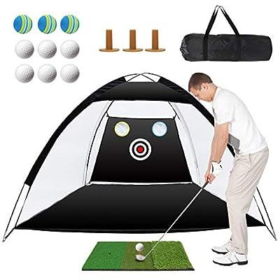 LSJoy Golfnetz Golf-Übungsnetz Ziel