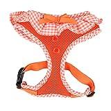 ヴィヴィアンソフトジャストフィットハーネスA (オレンジSサイズ) 胴輪 PUPPIA パピア 犬 犬用 ペット ドッグ