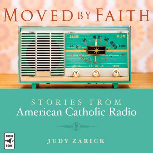 Moved by Faith audiobook cover art