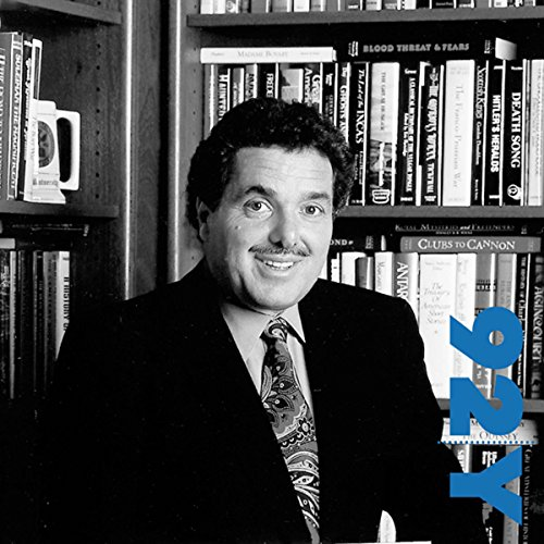 Leonard Riggio at the 92nd Street Y audiobook cover art