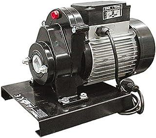 Reber Tubular Motor eléctrico de inducción, de Servicio Continuo. Ventilador de refrigeración, Capa copriventola Caja y Interruptor. Condensador con Impermeable.