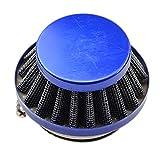 GOOFIT 44mm Filtro Aria Blu Sostituzione Per 2 Tempi 43cc 47cc 49cc Scooter ATV Mini Pocketbike Mini Quad