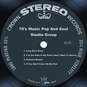 70's Music Pop And Soul