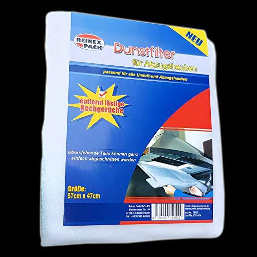 Flach-Filter für Dunsthauben - passend für alle 60 cm Dunstabzugshauben