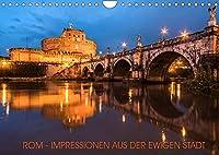 Rom - Impressionen aus der ewigen Stadt (Wandkalender 2022 DIN A4 quer): Fotografische Impressionen aus der ewigen Stadt am Tiber (Monatskalender, 14 Seiten )