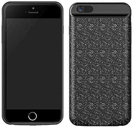 Capa Carregadora iPhone 7/8, Baseus, CC-A7-BP, 2.500mAh, Preto
