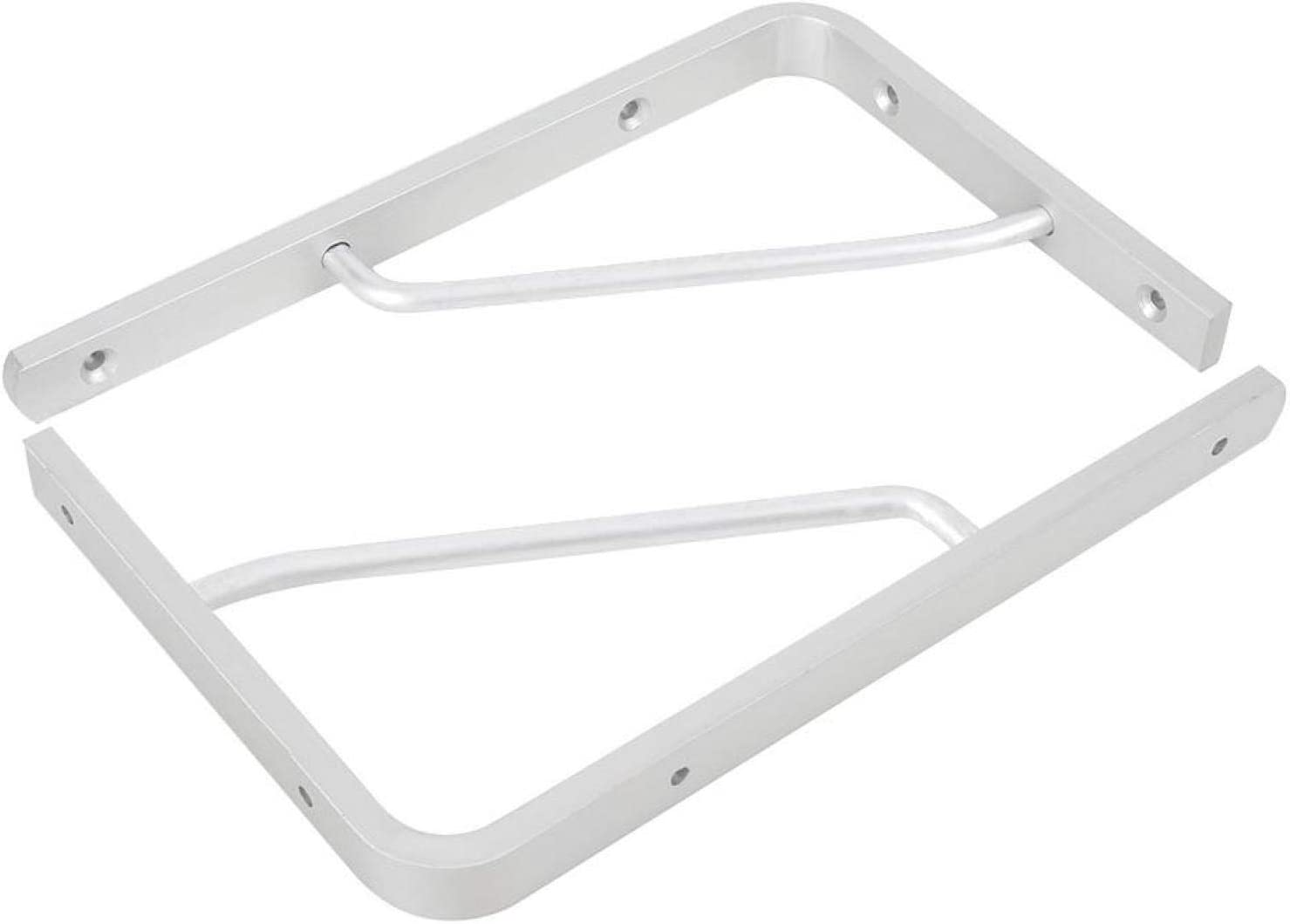 Wear-Resistant and Durable 1 Pair Design Alu Wall Max 85% OFF Rack Cheap mail order specialty store Removable
