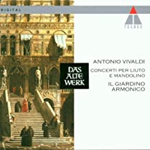 Best vivaldi concerti per liuto e mandolino Reviews