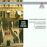 Concerti Per Mandolino E Liuto