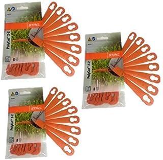 3 x Stihl PolyCut 2-2 blad, plastkniv PolyCut 2-2 (3 x 8 stycken)