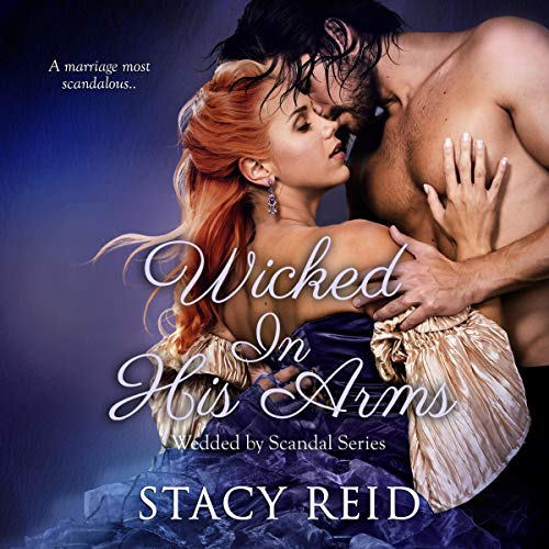 Wicked in His Arms Titelbild