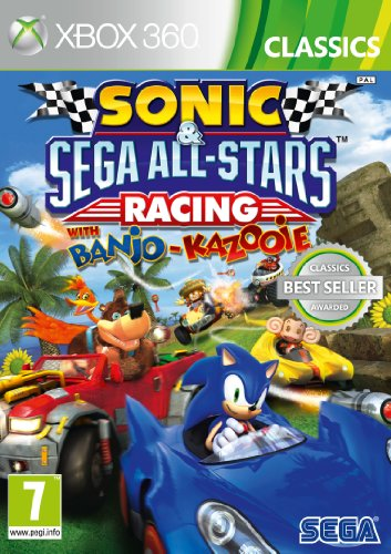Sonic and SEGA All-Stars Racing (Xbox 360) [Importación inglesa]