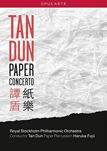 Tan Dun - Paper Concerto