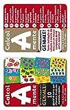 Calcol-A-mente. Mostruosamente geniale! 10 giochi di carte per allenare il calcolo mentale rapido! Ediz. a colori