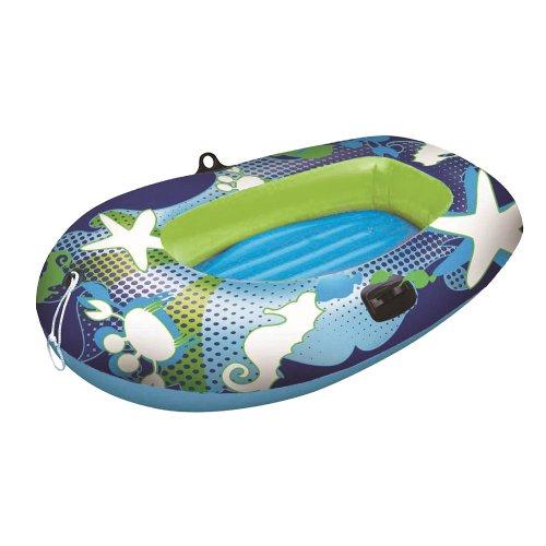 Poolmaster 87320 Swimming Pool and Lake Inflatable Boat Deep Sea