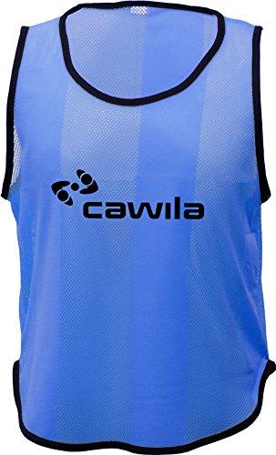 Cawila Trainingsleibchen - Canotta d'identificazione, Blu (Royal-Blau), Mini