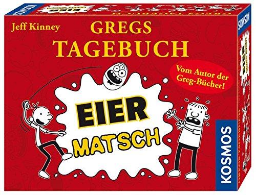 Kosmos 691905 - Gregs Tagebuch - Eier-Matsch