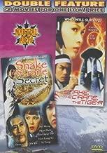 Snake & Crane Secret / The Snake, The Crane, The Tiger by Fei Meng