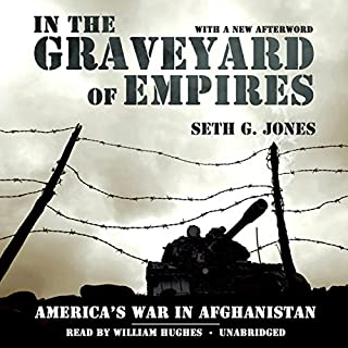 In the Graveyard of Empires audiobook cover art