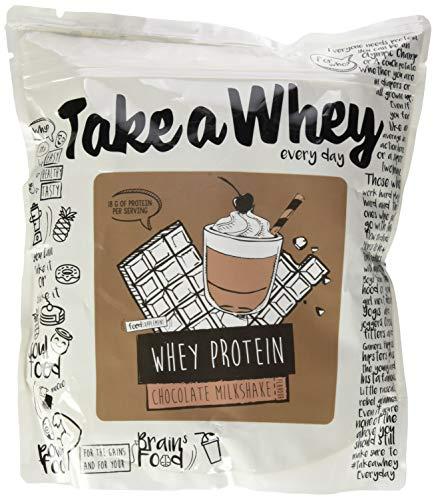 TAKE-A-WHEY Everyday Whey Protein Shake, Chocolate Milkshake