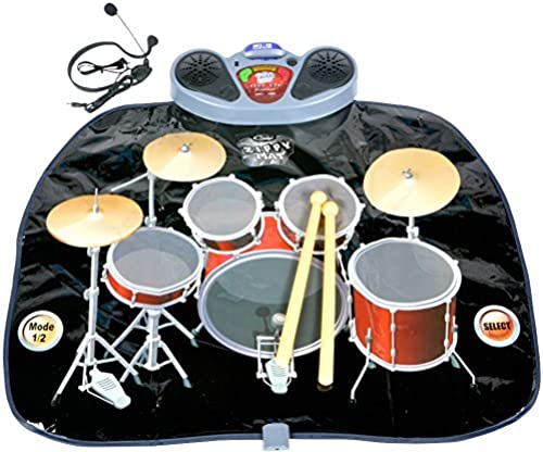 Giant Electronic Drum Kit Set Floor Play Mat