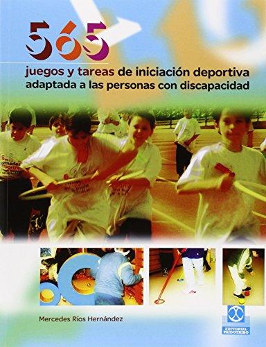 565 Juegos y tareas de iniciación deportiva adaptada a las
