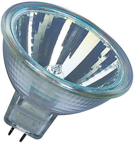 5 Stück 50w Warmweiß Spotlichter, Dichroitischer Reflektor 12V 38° GU5.3 - Allgemeinbeleuchtung,Arbeitsplatzbeleuchtung
