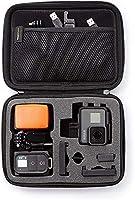 Étui ultra-petit pour caméra et accessoires GoPro Permet de sécuriser, de protéger et d'organiser votre GoPro et ses accessoires Rembourrage en mousse et fentes pré-découpées pour maintenir votre équipement en place - Intérieur en EVA de qualité Ferm...