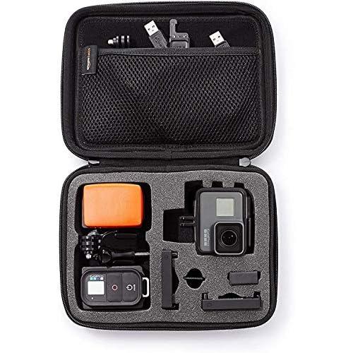 AmazonBasics - Custodia per trasporto GoPro, misura Extra-Small