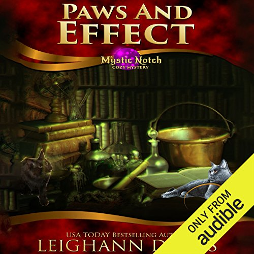 Paws and Effect cover art