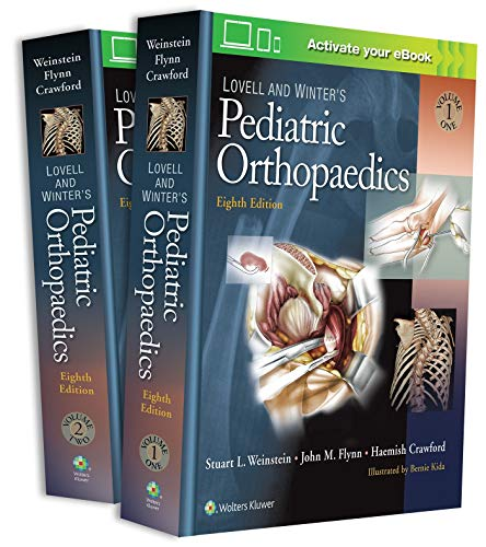 Compare Textbook Prices for Lovell and Winter's Pediatric Orthopaedics 8 Edition ISBN 9781975108663 by Flynn MD, John M.,Weinstein MD, Stuart