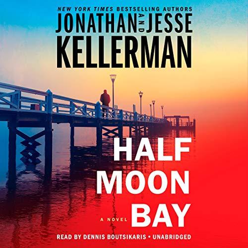 Half Moon Bay audiobook cover art