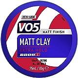 VO5 Extreme Produit de coiffure Style mat Argile Pack of 3