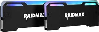 Raidmax MX-902F Addressable RGB Memory RAM Cooler Heatsink for PC Gaming Overclocking MOD DDR DDR3 DDR4-2 Pack