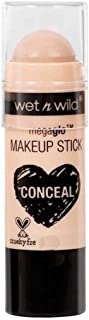 Wet n Wild MegaGlo Makeup Stick Concealer, Nude for Thought