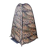 HHORD Outdoor Pop Up Tent Changing Room,Shower Tent&Camp Toilet,Foldable with Carry Bag Lightweight,Sturdyfor...