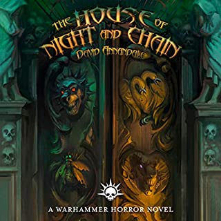 The House of Night and Chain cover art