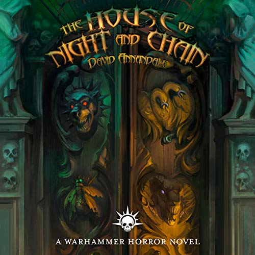 The House of Night and Chain audiobook cover art