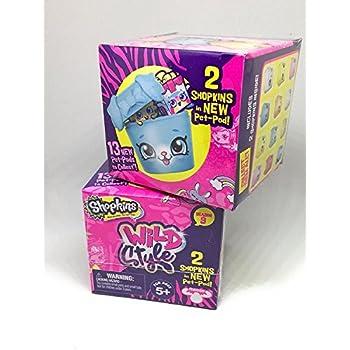 Shopkins Season 9 Wild Style 2 Pack Pet- Pod | Shopkin.Toys - Image 1