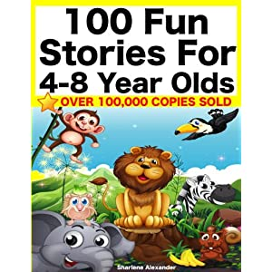 100-Fun-Stories-for-4-8-Year-Olds-Perfect-for-Bedtime-Young-Readers-Yellow-Series-Book-1-Kindle-Edition