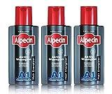 3er Aktiv Shampoo A1 Hair Energizer Alpecin bei normaler bis