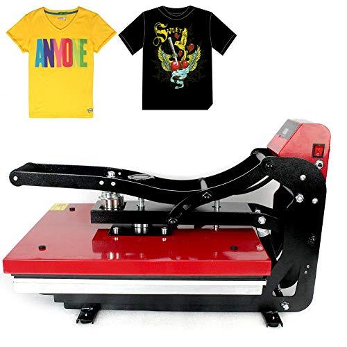 Máquina de prensa de calor automática con función deslizante, máquina...