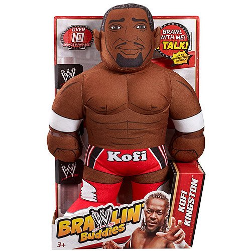 WWE Brawlin\' Buddies Kofi Discount Sale is also underway Kingston