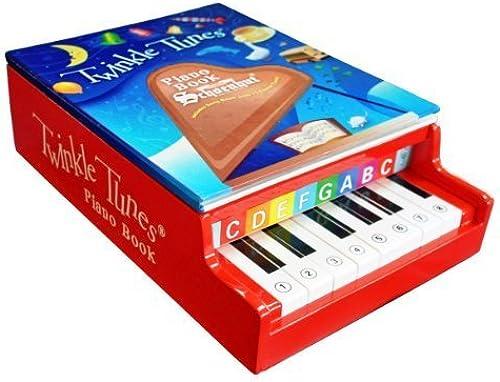 Envío 100% gratuito Schoenhut Twinkle Tunes Piano Book (rojo) by by by Schoenhut  promociones