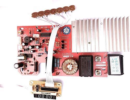 DHRUV-PRO Universal Induction Cooker PCB Circuit Board Touch Type Prestige 2000w Control Panel Kitchen Appliances Spare Parts (Multicolour)